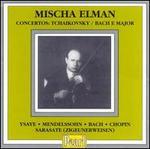 Tchaikovsky, Bach: Violin Concertos