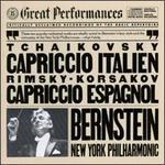 Tchaikovsky: Capriccio Italien; Nikolay Rimsky-Korsakov: Capriccio Espagnol