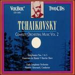 Tchaikovsky: Complete Orchestral Music Vol. II