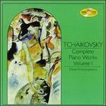 Tchaikovsky: Complete Piano Works, Vol. 1