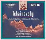 Tchaikovsky: Complete Works for Piano & Orchestra