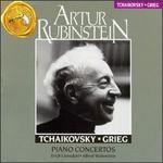 Tchaikovsky & Grieg Piano Concertos