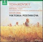 Tchaikovsky: Les Saisons; Sonate