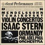 Tchaikovsky, Mendelssohn: Violin Concertos