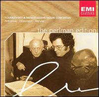 Tchaikovsky & Mendelssohn: Violin Concertos - Itzhak Perlman (violin)