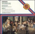 Tchaikovsky: Nutcracker Suite; Borodin: Polovtsian Dances; Bizet: L'Arlesienne Suite No. 1