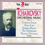 Tchaikovsky: Orchestral Music, Volume 5