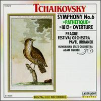"Tchaikovsky: ""Pathetique"" Symphony; Ouverture Solennelle ""1812"" -"