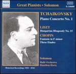 Tchaikovsky: Piano Concerto No. 1; Liszt & Chopin: Piano Works