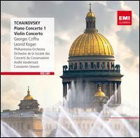Tchaikovsky: Piano Concerto No. 1; Violin Concerto - György Cziffra (piano); Leonid Kogan (violin)
