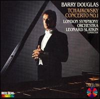 Tchaikovsky: Piano Concerto No. 1 - Barry Douglas (piano); London Symphony Orchestra; Leonard Slatkin (conductor)