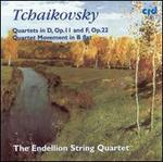 Tchaikovsky: Quartets, Op. 22; Quartet Movement in B flat