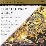 Tchaikovsky: Romeo & Juliet Fantasy Overture; Slavonic March; Capriccio Italien; 1812 Overture