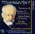Tchaikovsky: Serenade, Op. 48; Souvenir de Florence; Andante Cantabile