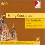 Tchaikovsky: String Concertos