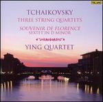 Tchaikovsky: String Quartets; Souvenir de Florence