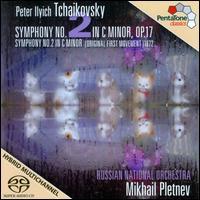 Tchaikovsky: Symphony No. 2 - Russian National Orchestra; Mikhail Pletnev (conductor)
