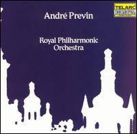 Tchaikovsky: Symphony No. 5; Rimsky-Korsakov: March from Tsar Saltan Suite - Royal Philharmonic Orchestra; André Previn (conductor)