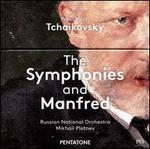 Tchaikovsky: The Symphonies; Manfred