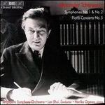 Tcherepnin: Symphonies 1 & 2; Piano Concerto 5