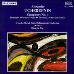 Tcherepnin: Symphony No. 4; Romantic Overture Op. 67