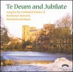 Te Deum & Jubilate - Andrew Bryden (organ); Chris Barson (bass); Christopher Gabbitas (vocals); David Wells-Cole (treble);...