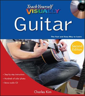 Teach Yourself Visually Guitar - Kim, Charles