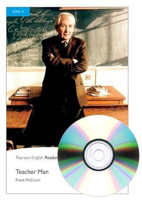 Teacher Man & MP3 Pack: Level 4 - McCourt, Frank