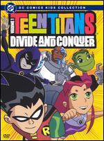 Teen Titans, Vol. 1: Divide and Conquer