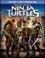 Teenage Mutant Ninja Turtles [2 Discs] [Includes Digital Copy] [Blu-ray/DVD]