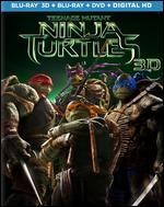 Teenage Mutant Ninja Turtles [3D] [Includes Digital Copy] [Blu-ray/DVD]