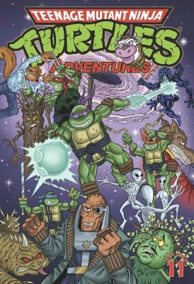 Teenage Mutant Ninja Turtles Adventures, Volume 11 - Clarrain, Dean, and Nutman, Philip, and Brown, Ryan