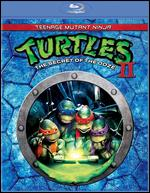 Teenage Mutant Ninja Turtles II: The Secret of the Ooze [Blu-ray] - Michael Pressman