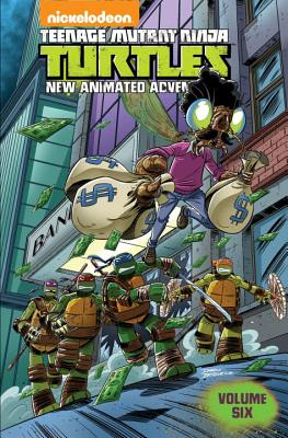 Teenage Mutant Ninja Turtles: New Animated Adventures, Volume 6 - Allor, Paul, and Manning, Matthew K