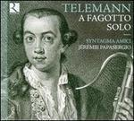 Telemann: A Fagotto Solo