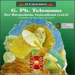 Telemann: Der Harmonischer Gottesdienst (Vol.3)