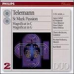 Telemann: Magnificat in C; Magnificat in G