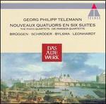 Telemann: Nouveaux Quatuors en Six Suites