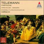Telemann: Pimpinone