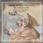 Telemann: Six Cantatas 1731