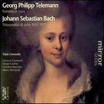 Telemann: Sonatas & Trios; Bach: Triosonatas & Suite BWV 997