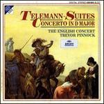 Telemann: Suites; Concerto