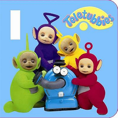 Teletubbies Buggy Book - BBC