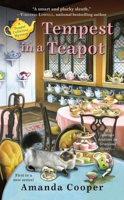 Tempest in a Teapot - Cooper, Amanda