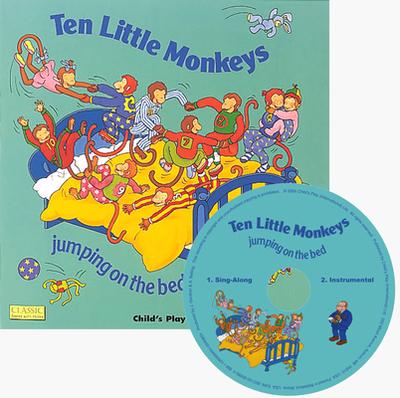 Ten Little Monkeys - Freeman, Tina (Illustrator)