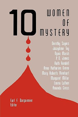 Ten Women of Mystery - Bargainnier, Earl F (Editor)
