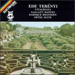 Terényi: Vivaldiana/Gallant Dances/Baroque Rhapsody/Swing Suite