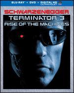 Terminator 3: Rise of the Machines [2 Discs] [Includes Digital Copy] [UltraViolet] [Blu-ray/DVD]