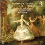 Terpsichore: Apothéose de la Danse baroque - J-F. Rebel & G.Ph. Telemann