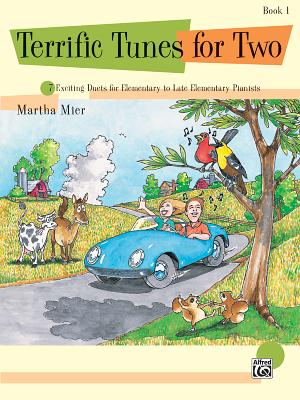 Terrific Tunes for Two, Bk 1 - Mier, Martha (Composer)